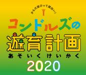 コンドルズの遊育計画 2020 in ながいずみ