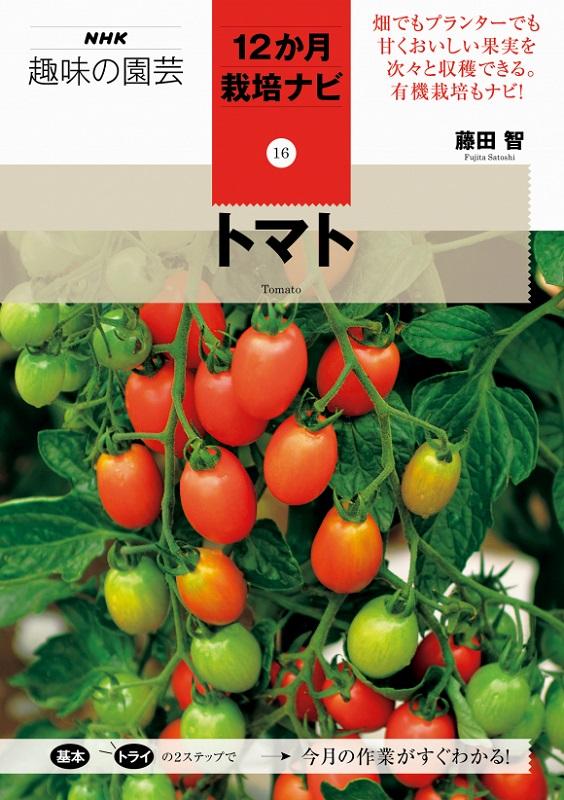 NHK趣味の園芸 12か月栽培ナビ⑯トマト